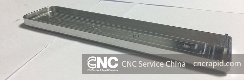 Custom CNC aluminum parts