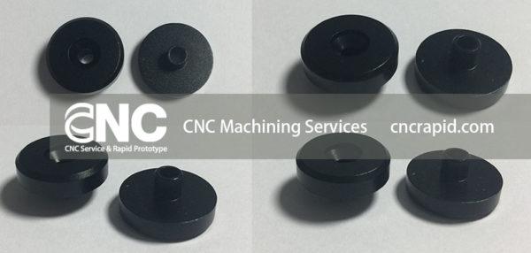 Chinese rapid cnc machining aluminum factory