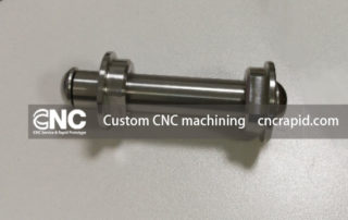 Custom CNC machining service in China, Rapid CNC services