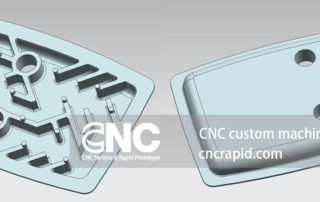 CNC custom machining service