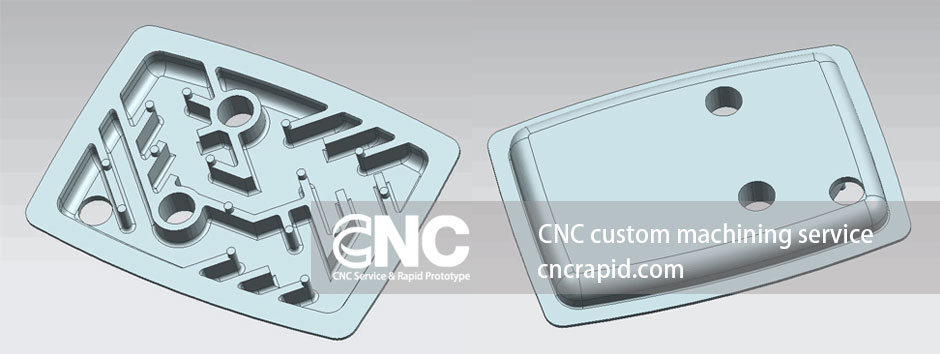 CNC custom machining service