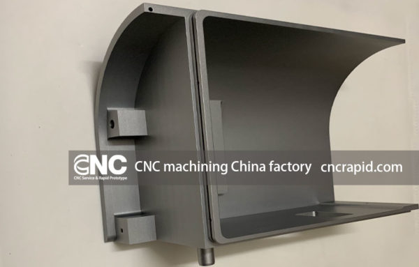 CNC machining China factory