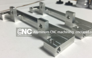 CNC prototype machining services