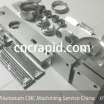 CNC Machining turning milling custom aluminum parts