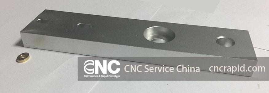CNC Machining turning milling custom aluminum parts