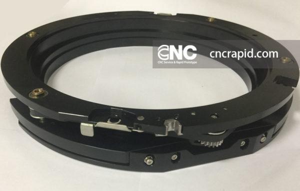 China rapid prototype service shop, CNC machining parts, custom made