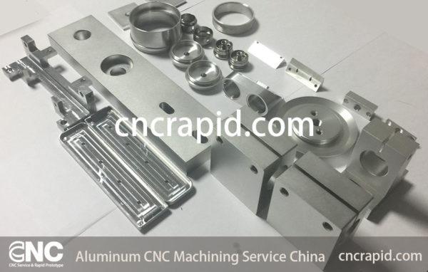 CNC milling aluminum parts factory, precision CNC turning part supplier China shop