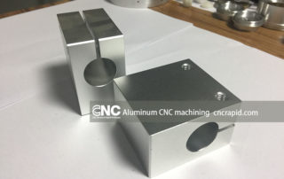Custom aluminum parts factory, CNC milling, turning service in China