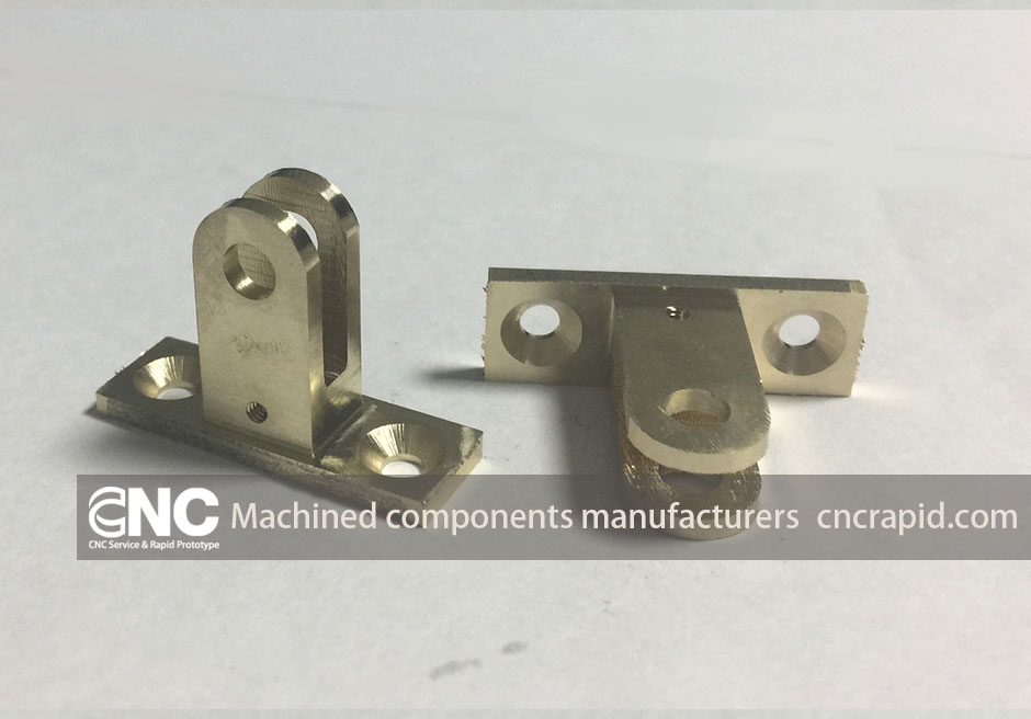Machined components manufacturers, Sheet metal laser, bending, CNC milling turning brass parts