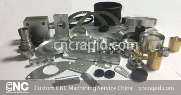 Machined parts service factory, Custom precision CNC Turing, Milling