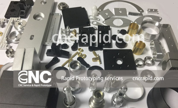 CNC Rapid Prototyping, China factory