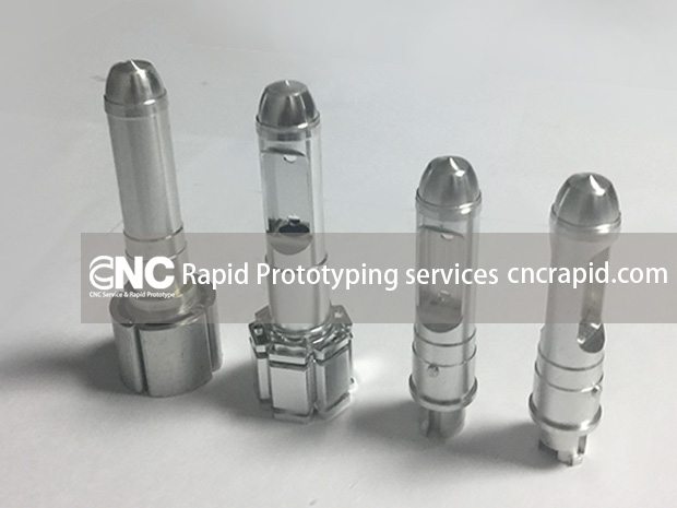 CNC Rapid prototyping services in China, CNC machining factory