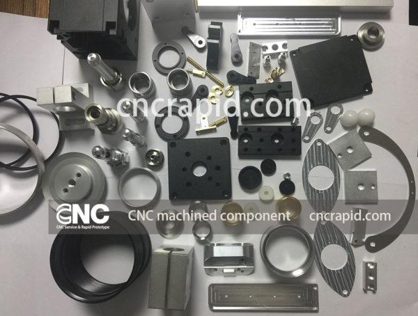 CNC machined component, CNC turning milling service China shop