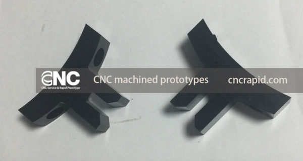 CNC machined prototypes, Rapid prototype machining