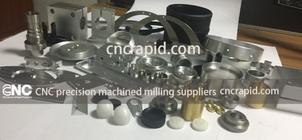 CNC precision machined milling suppliers, CNC Service China