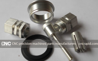 CNC precision machined parts manufacturers
