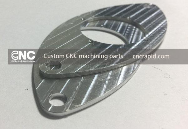 Custom CNC machining parts, precision cnc aluminum part China shop