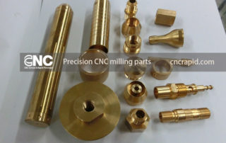 Precision CNC milling parts, CNC machining prototype manufacturers