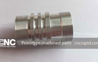 Prototype machined parts, CNC service China shop