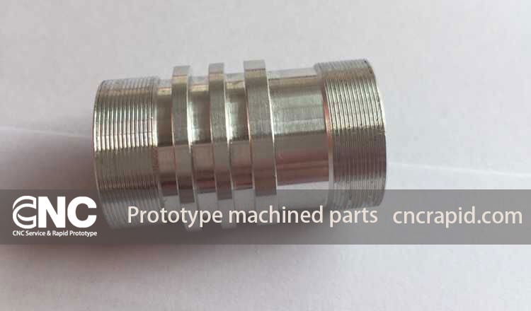 Prototype machined parts, CNC service China shop