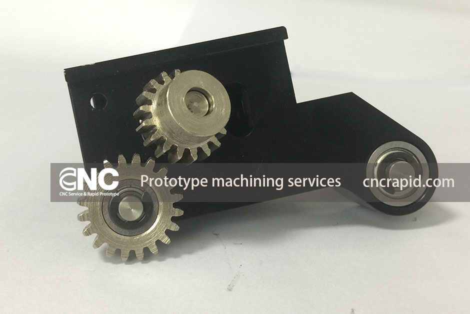 Prototype machining services, CNC machining milling turning parts China