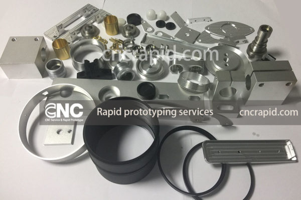 Rapid prototyping services, CNC custom precision parts