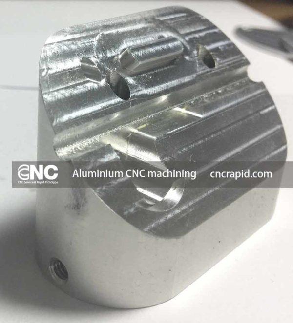Aluminium CNC machining services - cncrapid.com