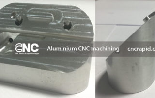 Aluminium CNC machining services - cncrapid.com