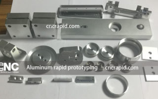 Aluminum rapid prototyping, CNC precision aluminum parts