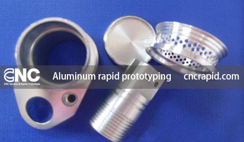 Aluminum rapid prototyping, CNC precision aluminum parts