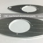 CNC machined aluminum parts, CNC milling turning service China
