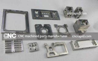 CNC machined parts manufacturer, CNC rapid prototyping services
