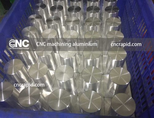CNC machining aluminium