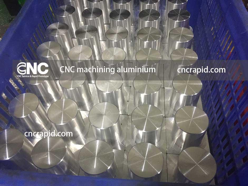 CNC machining aluminium, custom machining services - cncrapid.com