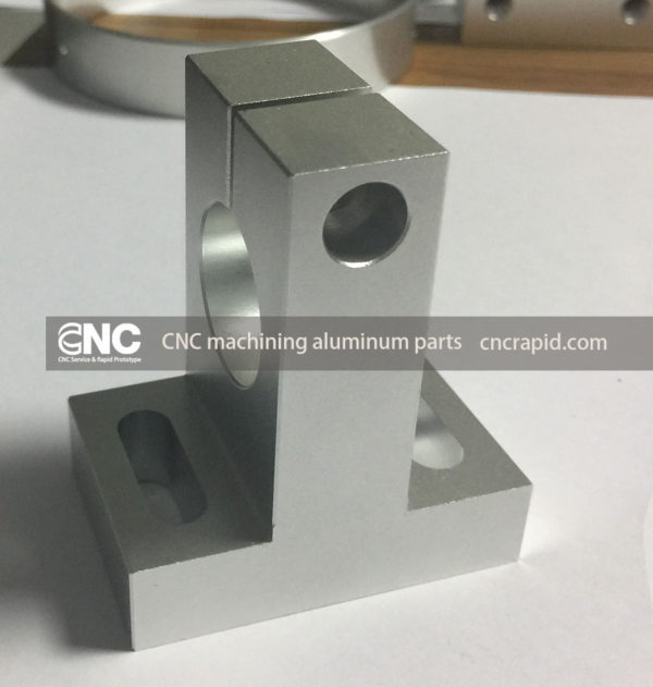 CNC machining aluminum parts, custom machined parts manufacturers