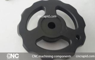 CNC machining components, Custom turned milled parts - cncrapid.com