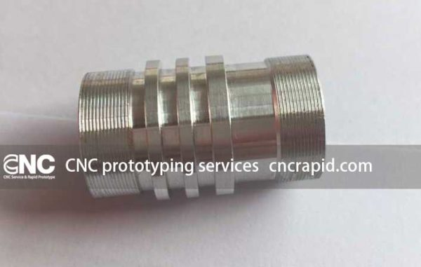 CNC prototyping services, Custom CNC machining - cncrapid.com