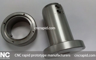 CNC rapid prototype manufacturers, CNC machining services