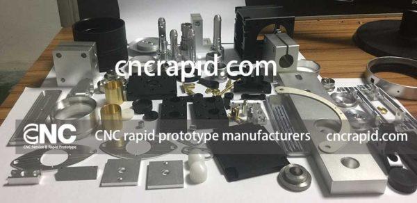 CNC rapid prototype manufacturers, CNC services China