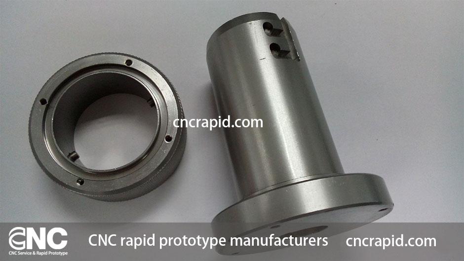 CNC rapid prototype manufacturers, CNC machining services
