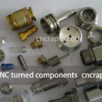 CNC turned components, CNC machining services - cncrapid.com