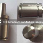 CNC turned parts manufacturer, CNC machining China - cncrapid.com