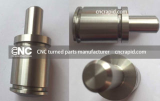 CNC turned parts manufacturer, CNC machining China - cncrapid.com