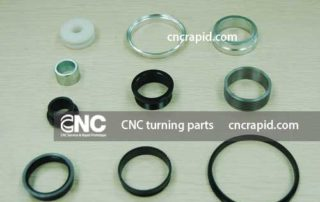 CNC turning parts, CNC milling components service shop - cncrapid.com