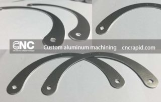 Custom aluminum machining, CNC machining services - cncrapid.com