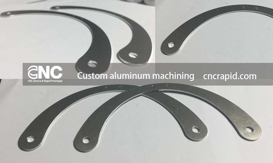Custom aluminum machining, CNC machining services - cncrapid.com
