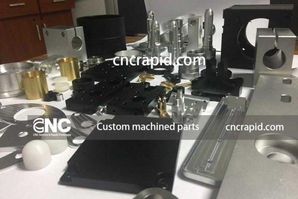 Custom machined parts, CNC machining services - cncrapid.com