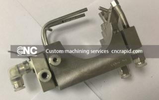 Custom machining services, CNC machining China