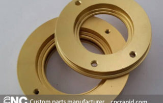 Custom parts manufacturer, CNC machining services