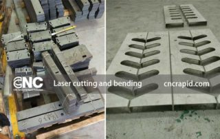 Laser cutting and bending service China shop - cncrapid.com